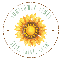 Sunflower Image Stamp